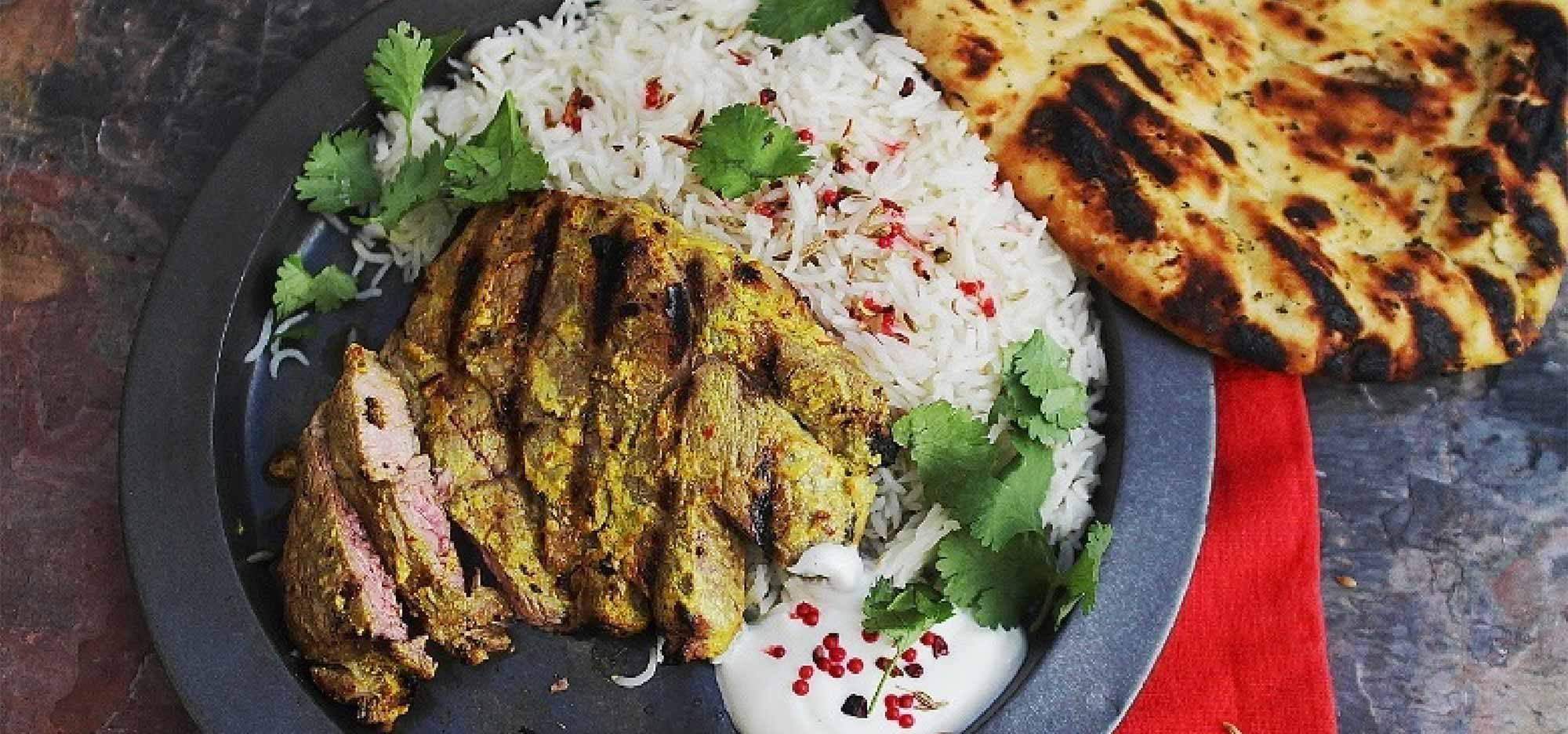 Afterburner Lamb Tikka